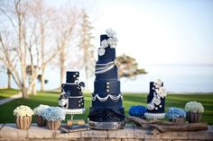 Vendor Feature: Fine Cakes by Zehra | Calligraphy by Jennifer