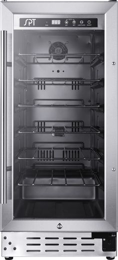 33 Bottle Freestanding Wine Refrigerator