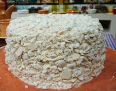 Receta: Cocineros argentinos / Torta chajá clásica Nicaraguan Food, Garden Cakes, Almond Cakes, Sin Gluten, No Bake Cake, Afternoon Tea, I Foods, Cake Recipes, Sweet Treats