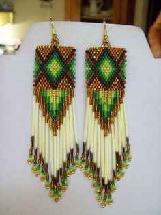 Made to Order Native American Design Beaded by BeadedCreationsetc