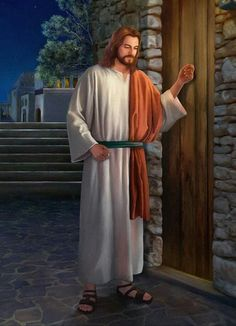 "The Scripture says, ""this same Jesus … shall so come in like manner as you have seen him go into heaven."" Without descending with the cloud, isn't He the Lord Jesus? Jesus Christ Quotes, Pictures Of Jesus Christ, Religious Pictures, Bible Pictures, Jesus Art, God Jesus, Pictures Of God, Image Jesus, Jesus Photo"