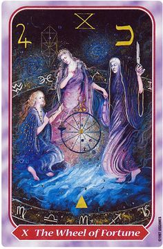 Image result for wheel of fortune tarot google images