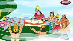 Vishnu Worships Shiva | Lord Shiva Stories in English | Shiv Parvati Mir...