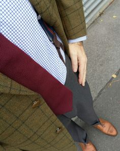 http://chicerman.com  kleidsam:  Well hello fall! Doesnt get better than this i suppose  pictoturo:  WIWT: 15.10.2014  #MENSUIT #TAILORSUIT