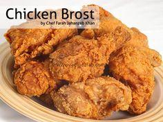 Chicken Broast Recipe