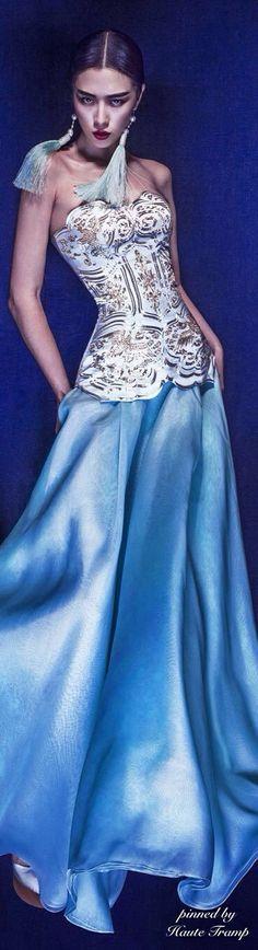 NE-TIGER Gown Gorgeous, ht Dorothy Johnson