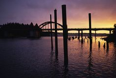 Sunsets in Florence Oregon