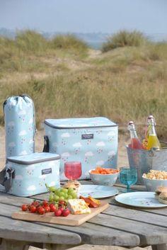 Great British Summer Family Cool Bag | Picnic Bag