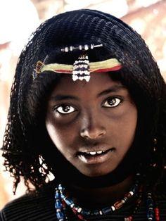 tuby afrykańskie dziewczyny