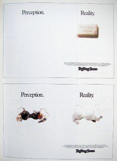 "Rolling Stone — ""Perception vs. Reality"""