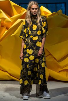 Ganni Copenhagen Spring 2016 Collection Photos - Vogue