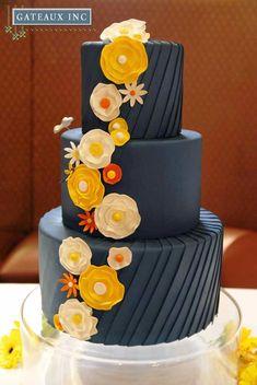 This cake has a secret...