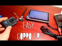 Easy Live FPV From Your GoPro! Gopro, Action, Live, Easy, Group Action