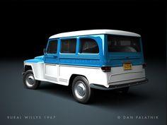 Rural Willys 1967