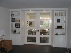 Kamer ensuite wit, modern
