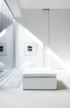 ♂ modern minimalist interior design space