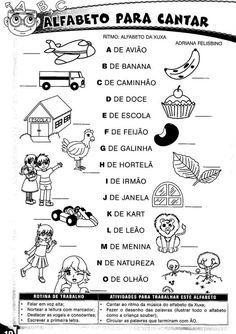 ESCOLA DOMINICAL INFANTIL: Atividades de Alfabetização ou 1o ano!