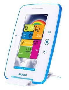 Polaroid apresenta tablet para os mais novos