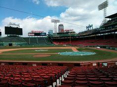 Fenway Park Tour in Boston, MA