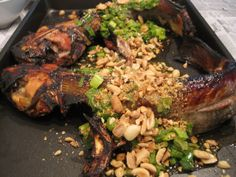 Eat. See. Live.: Ca Nuong--Roasted Catfish