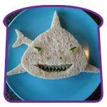 shark sandwich