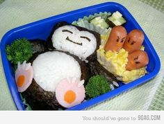 Healthy Pokemon lunch would make any kids day!