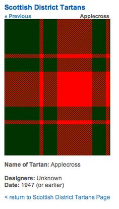 http://www.scotclans.com/whats_my_clan/district_tartans/scottish_district_tartans/applecross_tartan.html