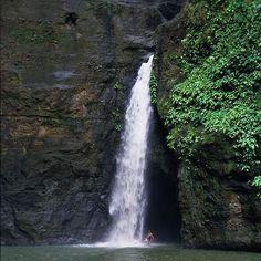 Pagsangjan Falls, Laguna, Philippines