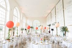 Image result for wedding balloon centrepieces
