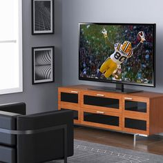 Universal Table Top TV Stand For Inch TVs Height . Tv Stand With Mount Black Entertainment Center Storage . Home and Family