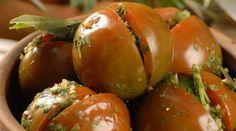 Помидоры по-армянски на зиму - просто и очень вкусно!   Кулинарные Рецепты