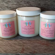 Working on a new line of candles for Valentines Day and we'll any day truthfully.