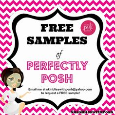 Skin Bliss With Posh: Perfectly Posh Free Sample ~ Try It Tuesday ...