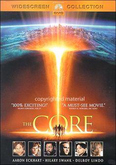 Core, The (Widescreen) (DVD 2003) | DVD Empire