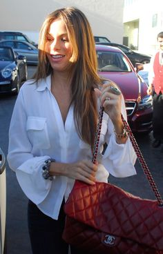 Celebrities and Their Chanel Bags-18