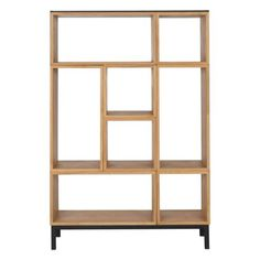 atelier-tall-modular-bookcase,-black-&-oak-1