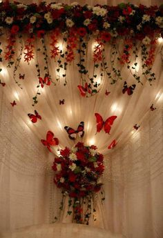 Butterfly Wedding Decor                                                       …