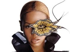 BEYONCE ALL SEEING EYE + MONARCH SYMBOLISM