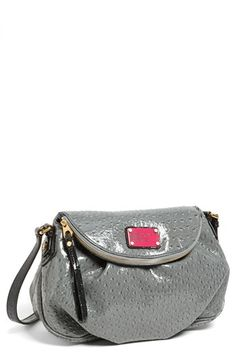 MARC BY MARC JACOBS 'Classic Q - Jellybird Natasha' Crossbody Bag available at #Nordstrom