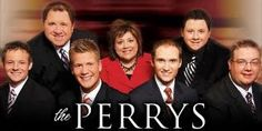 The Perrys Southern Gospel Group. My husband & I used to teach Joseph Habedank (front row, 2nd from left) in children's church long ago when he was a little boy.