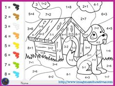 additions color by numbers addition coloring pages best of free printable numberorksheets thanksgiving math number worksheets colour Addition And Subtraction Worksheets, Number Worksheets, Preschool Worksheets, Math Activities, Coloring Worksheets, Math Sheets, Thanksgiving Math, Color By Numbers, Math Facts