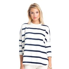 Capri Swing Sweater