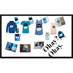 """okay? okay."" by judith-saida on Polyvore  #watch #the fault in our stars"