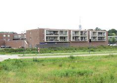 Appartementen Nieuwe Veste in Herten, Roermond zijn gelegen tussen de oude kern van Herten en Oolderveste. www.vestum.nl