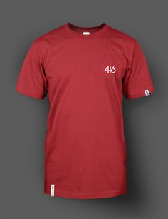 T-shirt adulte 416 - Just a slight touch of 416