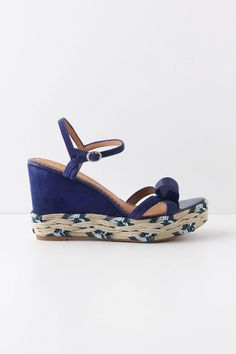 coiled cobalt wedges