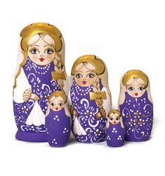 Käsintehty violetti polttokuvioitu maatuskanukke Disney Characters, Fictional Characters, Disney Princess, Art, Art Background, Kunst, Performing Arts, Fantasy Characters, Disney Princesses