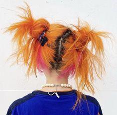 Hair Inspo, Hair Inspiration, Curly Hair Styles, Natural Hair Styles, Hair Reference, Dye My Hair, Aesthetic Hair, Up Girl, Visual Kei