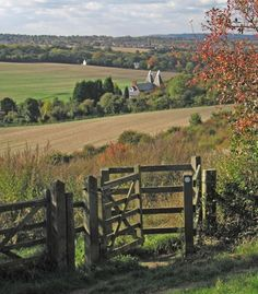 The Darland Valley, North Kent