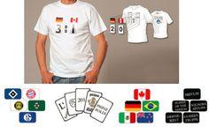 Das Shirt mit Ihrem Logo - auf dem Sie Ihre Spieltipps festhalten können! Patches, Polo Shirt, Logo, Mens Tops, Custom Cars, Game, Clothing, Polos, Logos